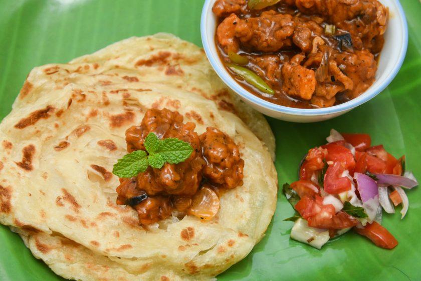 South Indian Food in Edinburgh